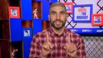 Helwani reveals the MMA prospects he'd draft