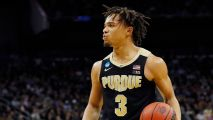 NBA draft profile: Carsen Edwards