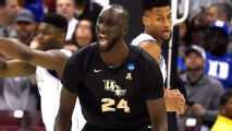 NBA draft profile Tacko Fall