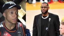 Mbappe opens up about future in MLS & following LeBron