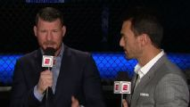 Bisping: The Korean Zombie's punch was 'technically perfect'