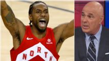 Greenberg: Kawhi's best option is to stay in Toronto