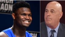 Zion reminds Greenberg of Barkley