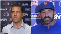 Mets GM disappointed by postgame confrontation