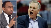 Stephen A. blames D'Antoni for Rockets' championship woes