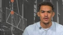 Trae Young on ROY: 'Of course I' deserve to win it