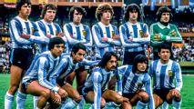 El recuerdo de Argentina campeón del mundo en 1978