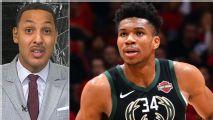 Hollins: NBA 'got it wrong' by making Giannis MVP