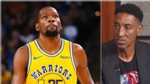 Pippen: Durant should stay with the Warriors