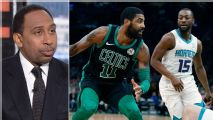 Stephen A. not sold on Kemba over Kyrie on Celtics