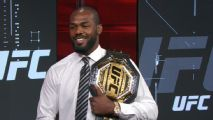 Jones would welcome trilogy fight with Cormier