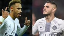 Neymar, Icardi headline the latest transfer rater