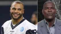 Keyshawn: The Cowboys got to pay Dak