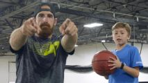 Dude Perfect grants Nolan's 'My Wish'