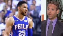 Kellerman: Simmons isn't worth extension ... yet