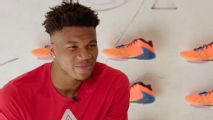 Giannis talks Nike campaign, avoiding complacency after MVP season