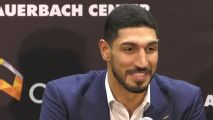 Kanter trolls Kyrie on jersey number