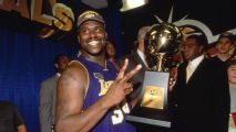 Shaq's Lakers run defined by championships