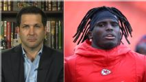 Schefter: NFL's investigation didn't find evidence against Hill