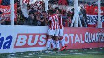 ¡GOL DE ESTUDIANTES! Matías Pellegrini puso el 1-0 para el Pincha