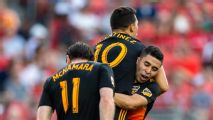 Dynamo end road woes against Toronto