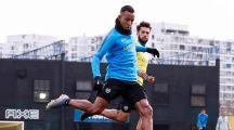 Respira Alfaro: Villa se entrenó con normalidad