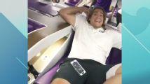 LSU players overwhelmed seeing new locker room