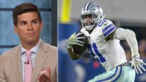 Yates: Zeke's contract shouldn't be the Cowboys' priority