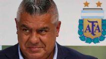 La sanción de Conmebol a 'Chiqui' Tapia