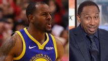 Stephen A.: Iguodala makes Lakers clear-cut favorites