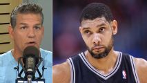 Golic stunned by Duncan joining Spurs as assistant coach