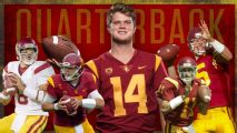 "USC holds claim to ""Position U"" for quarterbacks"