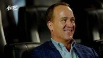 Peyton examines 100 years of NFL history with the legends who lived it