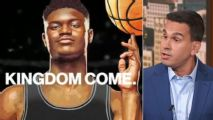Zion signs multi-year shoe deal with Jordan