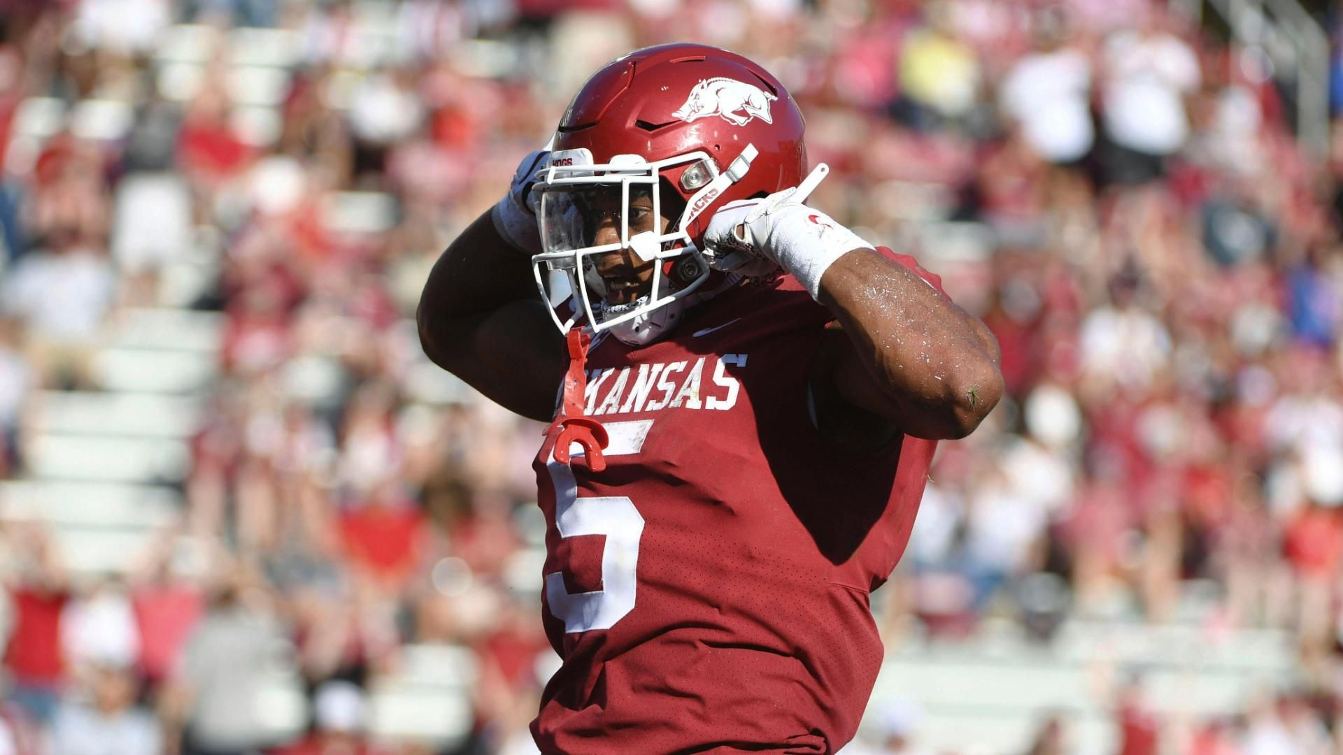 Boyd expands Razorbacks' offense