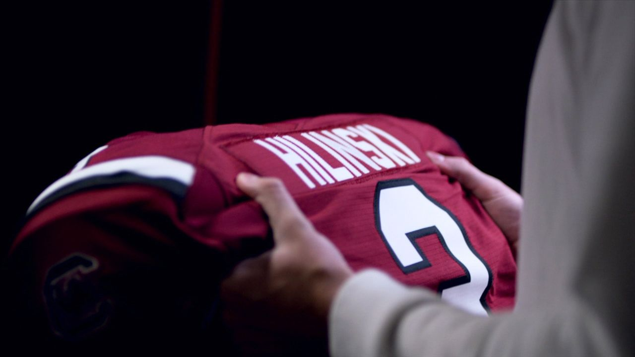 Hilinski's number represents a brother's eternal bond