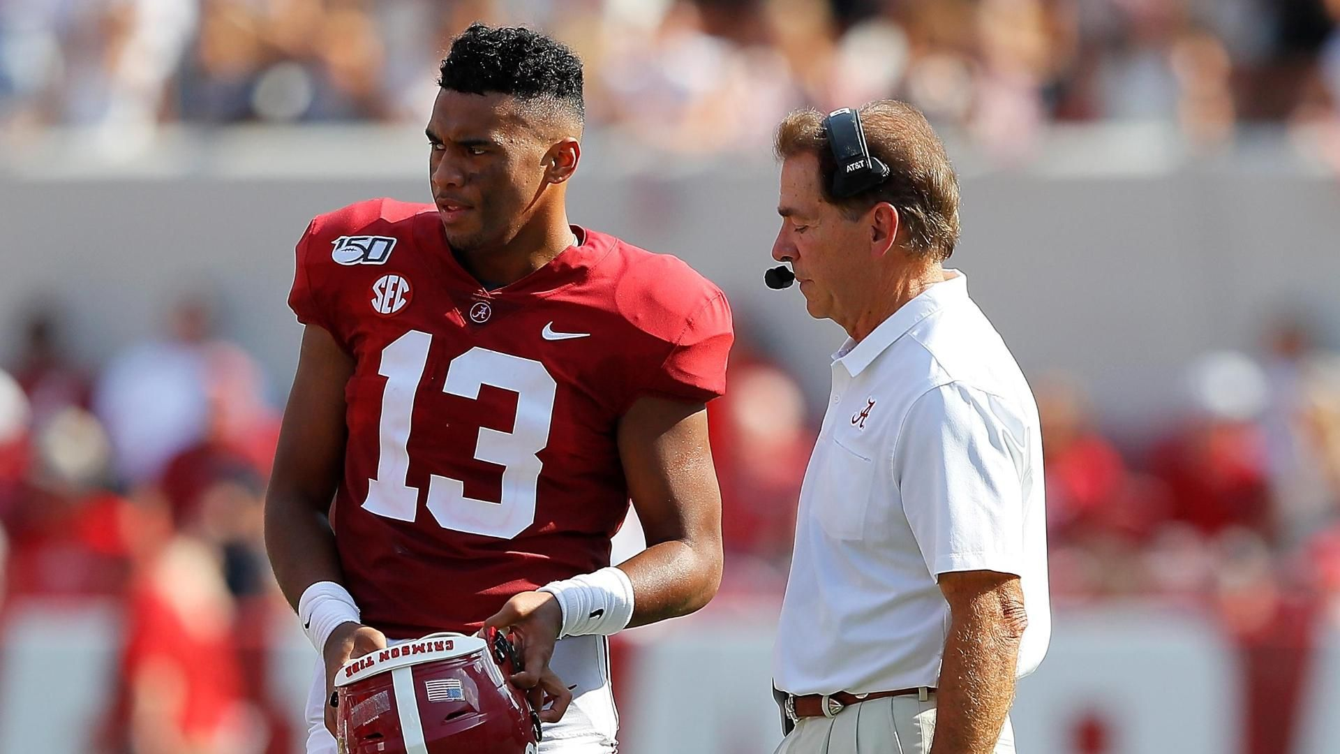 Tua says he's 'not there yet'