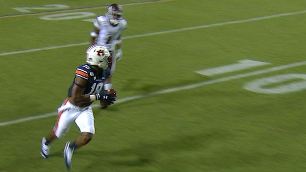 Nix rips TD pass to Williams