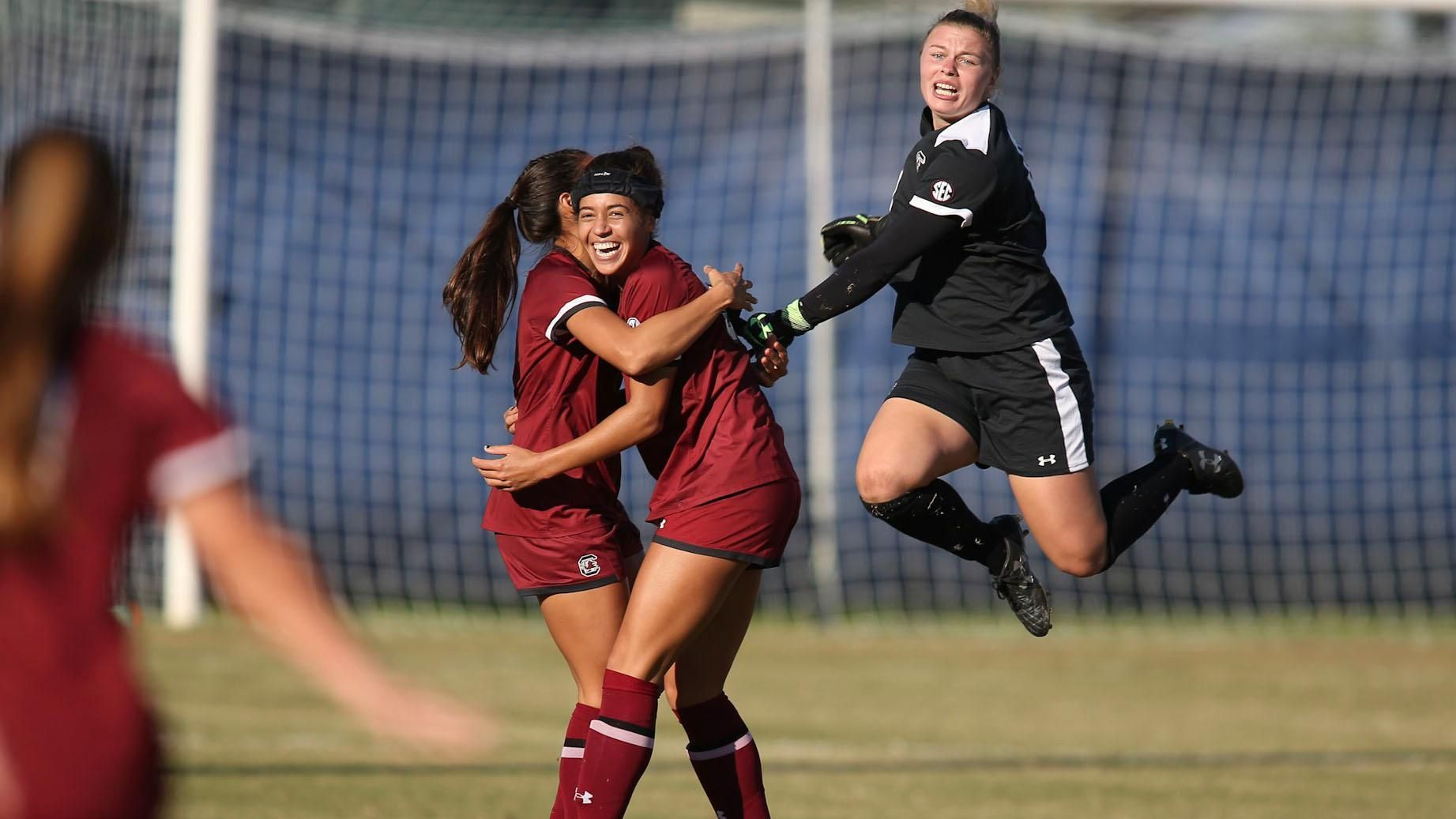 South Carolina wins SEC Soccer Championship