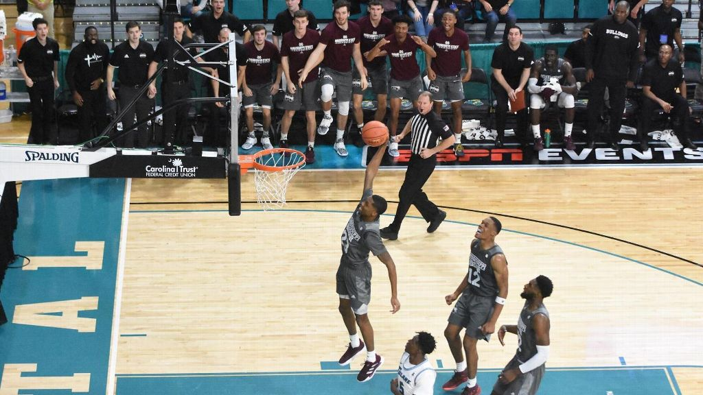 Carter's double-double helps Bulldogs take down Tulane