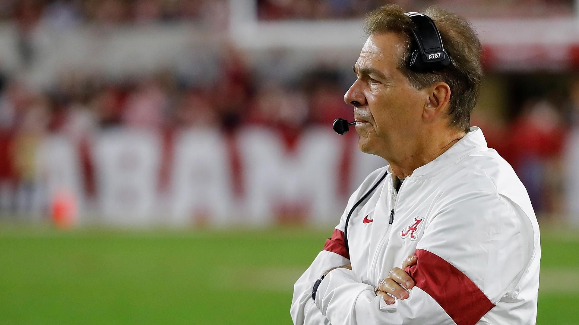 Saban keeps ship afloat despite injuries