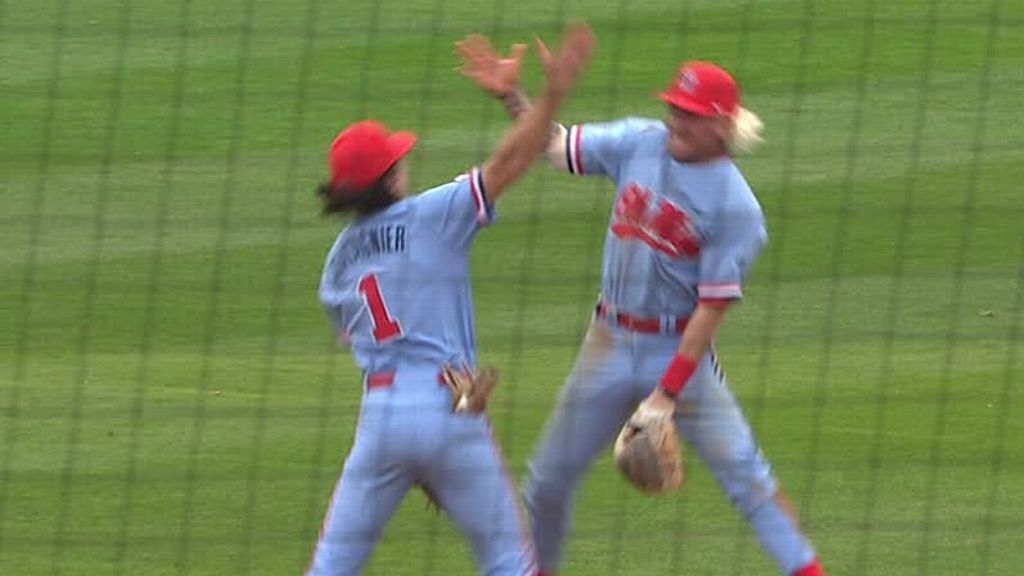 Ole Miss pulls off epic double play to win game