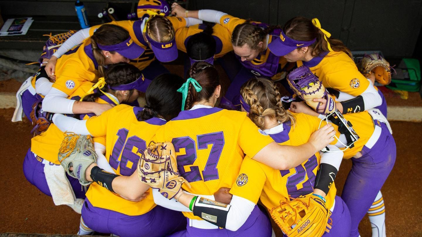 No. 7 LSU avenges loss to No. 14 UL Lafayette