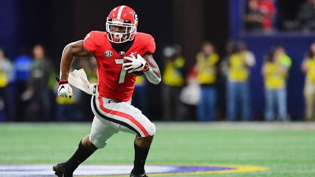 RB D'Andre Swift's most memorable moments at Georgia