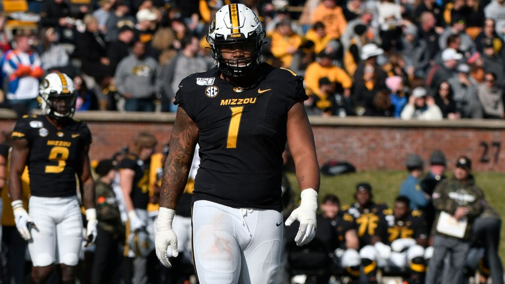 Jordan Elliott's 2020 NFL draft profile