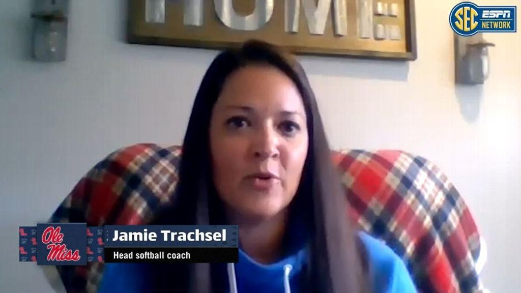 New Ole Miss softball coach Trachsel ready to roll