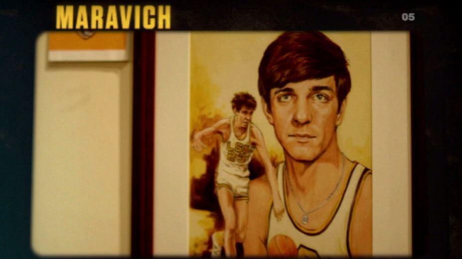 SEC Storied: Maravich