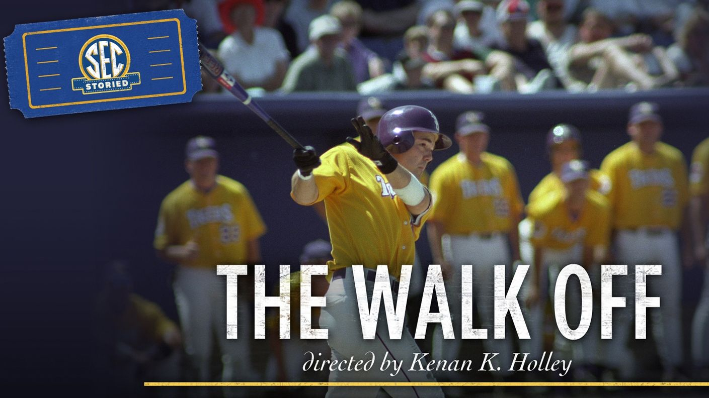 SEC Storied: The Walk Off