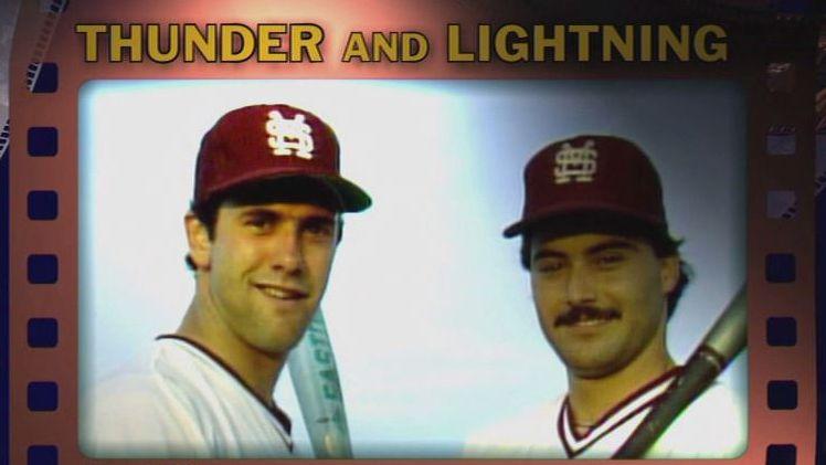 SEC Storied: Thunder and Lightning