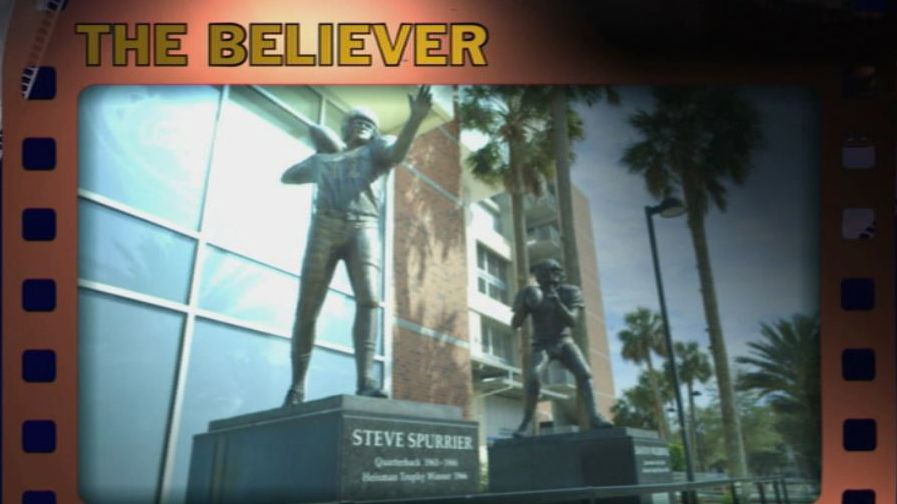 SEC Storied: The Believer